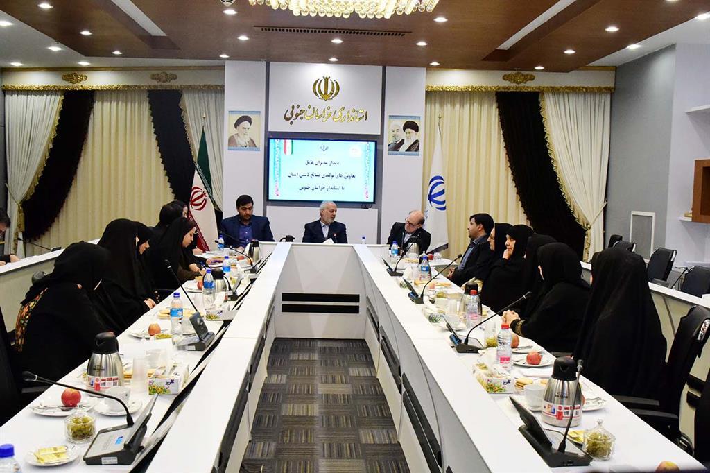 صنايع دستي به موتور محركه توسعه اقتصادي و اشتغالزايي در استان خراسان جنوبي تبديل خواهد شد